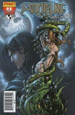 Witchblade - Shades of Gray (2007) #1 of 4