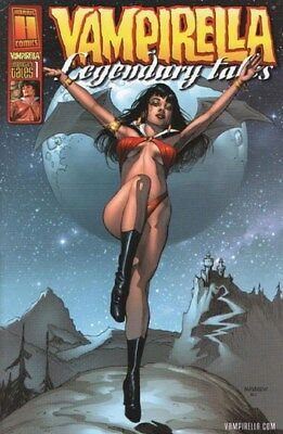 Vampirella - Legendary Tales (2000) #1 of 2 (Mike Mayhew Variant)