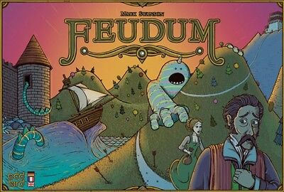 Feudum - Strategy Board Game