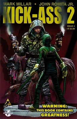 Kick-Ass 2 (2010-2012) #2 of 7