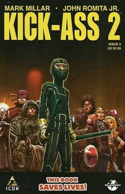 Kick-Ass 2 (2010-2012) #3 of 7