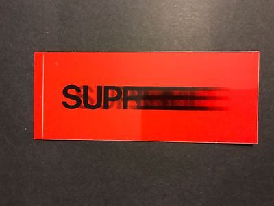 Supreme SS16 Productions Sticker Box classic tee logo ali motion Set of 10