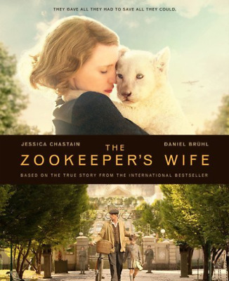 Zookeeper`s Wife-Zookeeper`s Wife  Dvd New