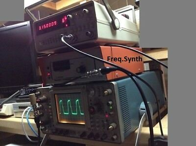Syntest SI-105 Frequency Synthesizer/Generator 1-32 MHz (Tested)