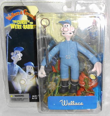 Wallace & Gromit Curse of the Were-Rabbit: Wallace NEW (SKU# 306)
