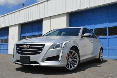 Cadillac CTS 2.0L Turbo Luxury Leather Heated and Ventilated Seats Naviagtion BOSE Audio Rear View Camera &More