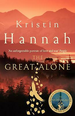 The Great Alone by Hannah Kristin Paperback Book Free Shipping!