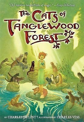 De Lint Charles/ Vess Charl...-The Cats Of Tanglewood Forest  BOOK NEW