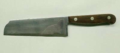 """Vintage Wear-Ever Professional 69210-10 Stainless Steel 9-1/2"""" Chef Knife"""