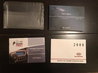 2008 kia optima owners manual
