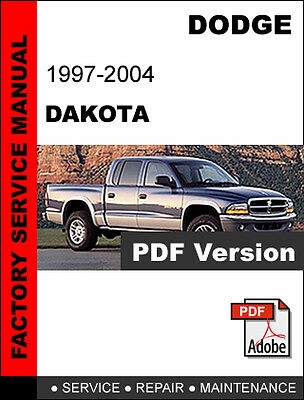 dodge dakota 1997 1998 1999 2000 2001 2002 2003 2004 service repair rh picclick com 1997 dodge dakota repair manual 99 Dodge Dakota Repair Manual