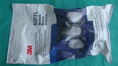 3M Dual Cartridge Respirator Assembly 52P71 NEW