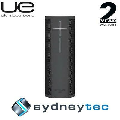 New UE Ultimate Ears MEGABLAST Bluetooth Speakers - Graphite Black