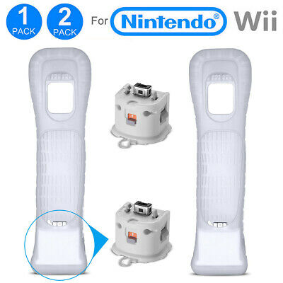 NEW For Nintendo Wii Wii U Wiimote Built in Motion Plus Inside Remote Controller