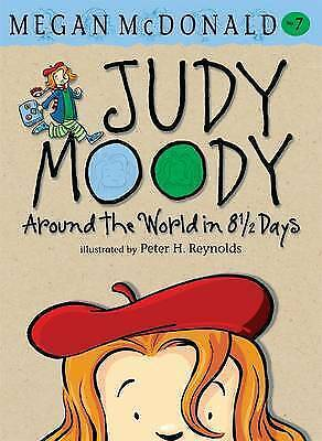 Judy Moody: Around the World in 8 1/2 Days by McDonald, Megan