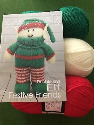 Christmas Elf knitting kit