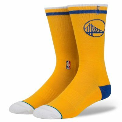 Stance NBA Arena Golden State Warriors Socks Curry Durant Klay nba finals a7fb2d4be