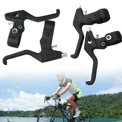 1 Pair Bike MTB Mountain Bicycle Cycling High-Duty Left & Right Brake Lever Set