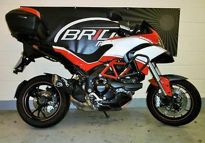 Ducati Multistrada 1200S Pikes Peak LTD Edition 2013 Only 2596 Miles