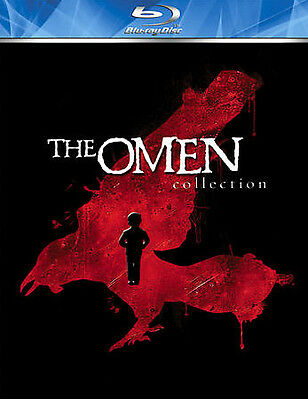 The Omen Collection [Blu-ray] New DVD! Ships Fast!