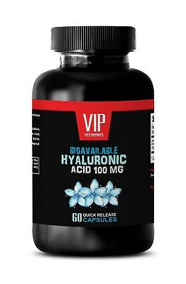 metabolism energy booster - 1B HYALURONIC ACID  - anti-aging capsules