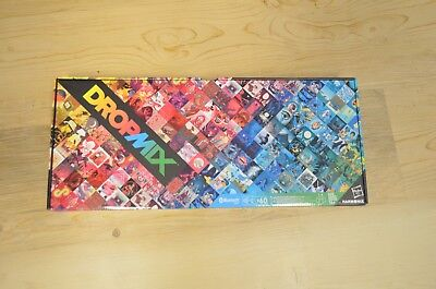 Hasbro Harmonix Dropmix Music Gaming Electronic System w/ 60 Cards New