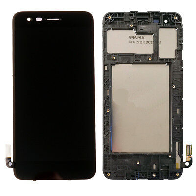 US LCD Display Touch Screen Digitizer With Frame For LG Tribute Dynasty SP200