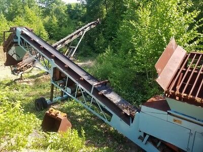 POWERSCREEN MARK II with SHREDDER
