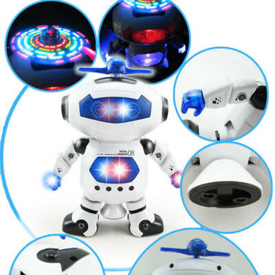 Toys For Boys Toddler 2 3 4 5 6 7 8 9 Year Old Age Dancing Robot