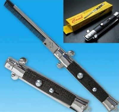 Flick Knife Comb - Switch Blade Knife Comb Novelty Knife Toy - AUSSIE STOCK!