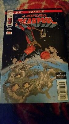 The Despicable Deadpool #295 marvel legacy ( DIGITAL CODES ONLY)