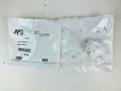 New Automation Direct St12C Mounting Brackets Lot Of 2