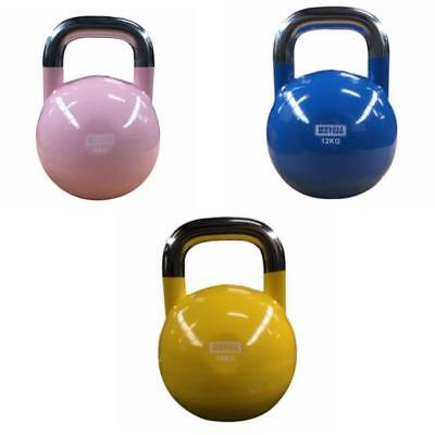 Competition Kettlebells Packages - 8KG, 12KG + 16KG