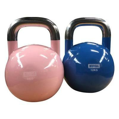 Competition Kettlebells Packages - 8KG and 12KG