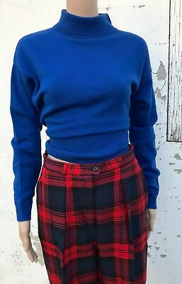 Vintage Pendelton Sweater 1960s Pullover Style Free Shipping