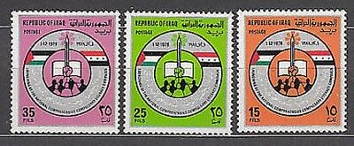 Iraq - Mail Yvert 903/5 Mnh
