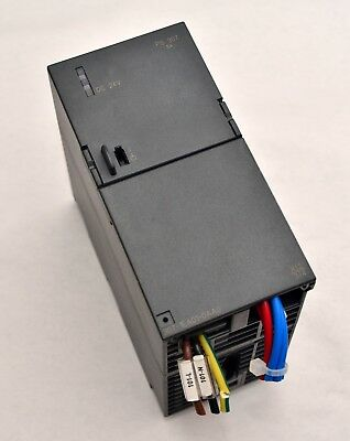 Siemens PS307 Power Supply 24V 5A 6ES7 307-1EA91-0AA0