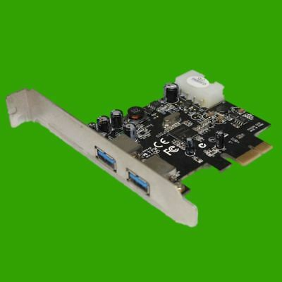 DELOCK IE-N46-1320 2 Port USB 3.0 Karte PCI-Express x1
