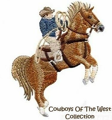 Cowboys Of The West Collection - Machine Embroidery Designs On Cd