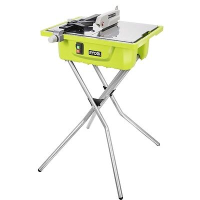 Ryobi 500W 178mm Wet Tile Cutter With Folding Stand