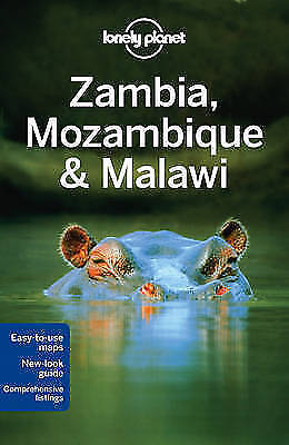 Lonely Planet Zambia, Mozambique & Malawi (Travel Guide) by Lonely Planet, Fitzp