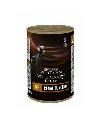 Purina Pro Plan Veterinary Diet NF Renal Function 400 gr Mousse Per Cane
