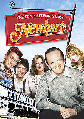 Newhart - The Complete First Season New DVD! Ships Fast!