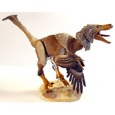 Beasts of the Mesozoic Deluxe Raptor Tsaagan mangas
