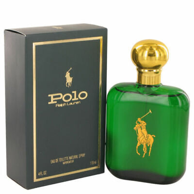 Polo Green by Ralph Lauren Cologne for Men 4.0 oz Brand New In Box