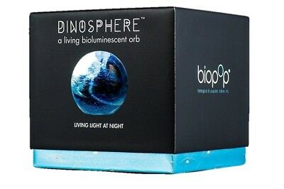 """NEW 15 cm (6"""") BioPop DinoSphere - ORB ONLY - DINOFLAGELLATES NOT INCLUDED"""