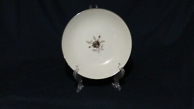 Soup Bowls, NOCTURNE pattern by Celebrity Fine China