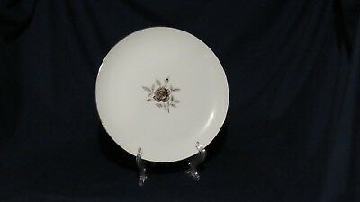 Bread and Butter plates, NOCTURNE pattern by Celebrity Fine China