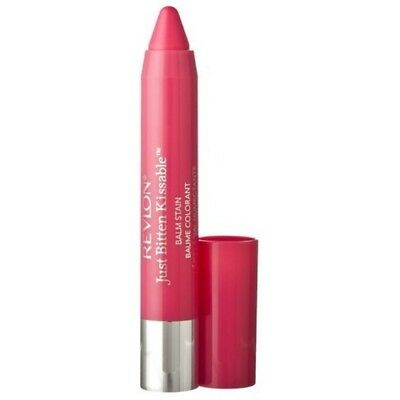 Revlon Just Bitten Kissable Balm Stain Lip Color in Cherish Pink Shade