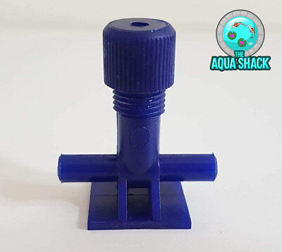 Air Pump In Line Control Valve for Aquarium 6mm Air line Pond Accessories Fish